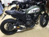 Ducati scrambler enduro full option